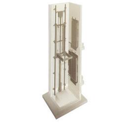 Rope Hydraulic Lift